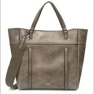 Botkier Alix Satchel Handbag Winter Grey